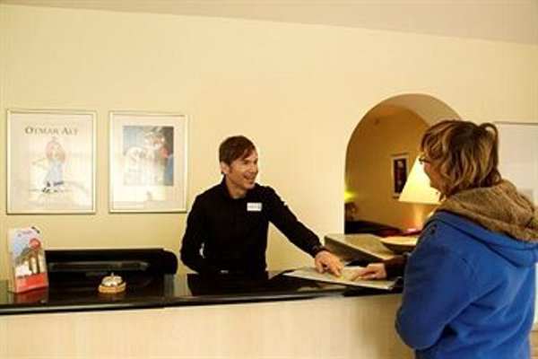 acama Hotel & Hostel Schоneberg (ех. aletto Jugendhotel Schoeneberg) - фото 14