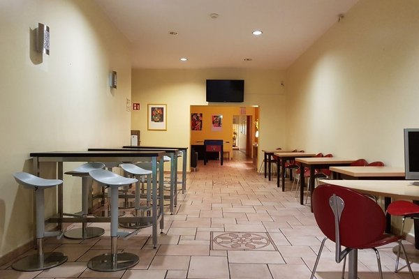 acama Hotel & Hostel Schоneberg (ех. aletto Jugendhotel Schoeneberg) - фото 16