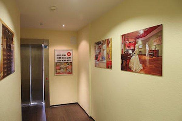acama Hotel & Hostel Schоneberg (ех. aletto Jugendhotel Schoeneberg) - фото 18