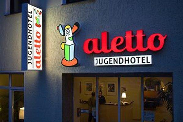 acama Hotel & Hostel Schоneberg (ех. aletto Jugendhotel Schoeneberg) - фото 20