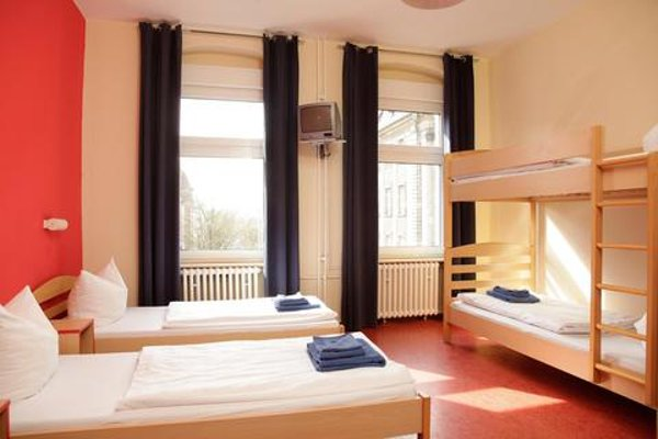 acama Hotel & Hostel Schоneberg (ех. aletto Jugendhotel Schoeneberg) - фото 3