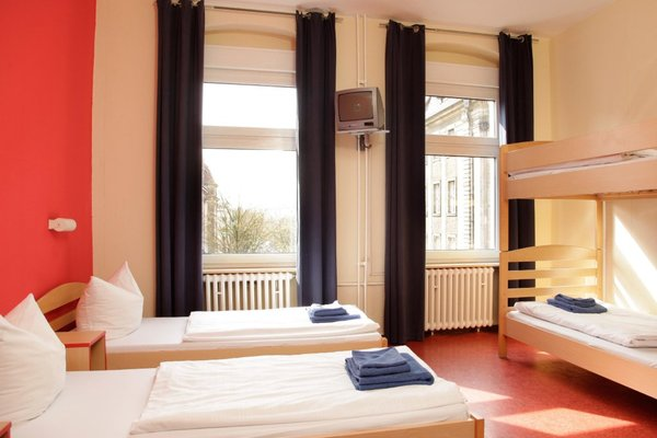 acama Hotel & Hostel Schоneberg (ех. aletto Jugendhotel Schoeneberg) - фото 4
