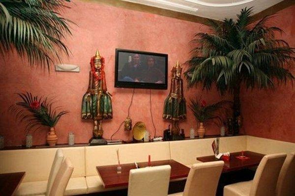 Hotel Pension Bolgerini Inn - фото 10