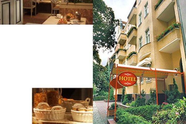 Hotel Alt - Tegel - 21
