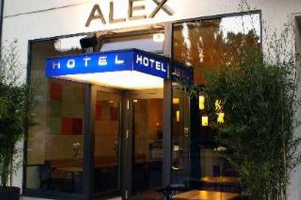 Alex Hotel - фото 14