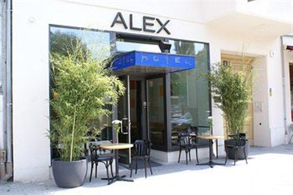 Alex Hotel - фото 20