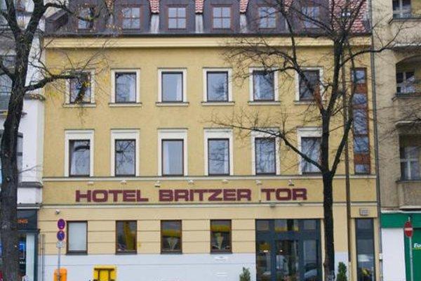 Hotel Britzer Tor - фото 22