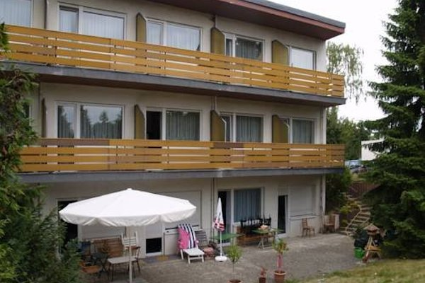 Hotel Garni an der Gropiusstadt - фото 12