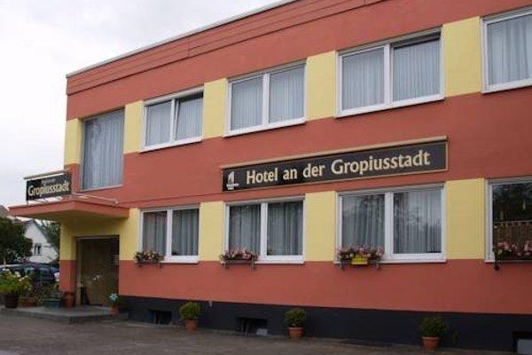 Hotel Garni an der Gropiusstadt - фото 13