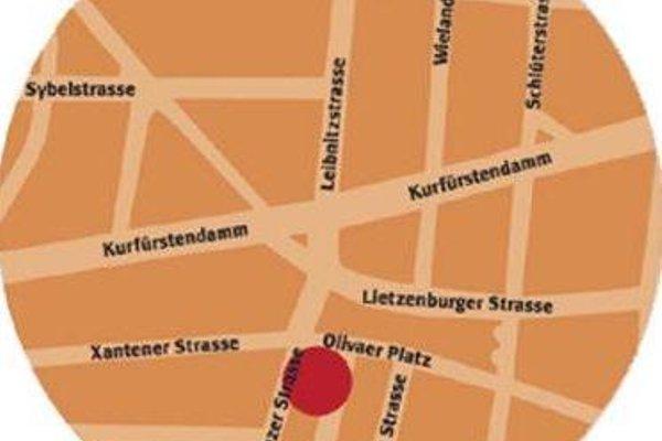 Citadines Kurfurstendamm Berlin Aparthotel - фото 20