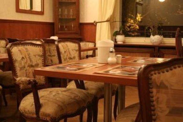 City Hotel am Kurfurstendamm - 12