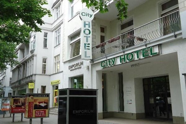 City Hotel am Kurfurstendamm - 19