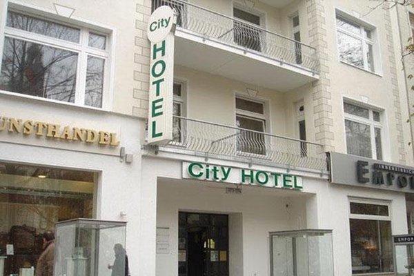 City Hotel am Kurfurstendamm - 20