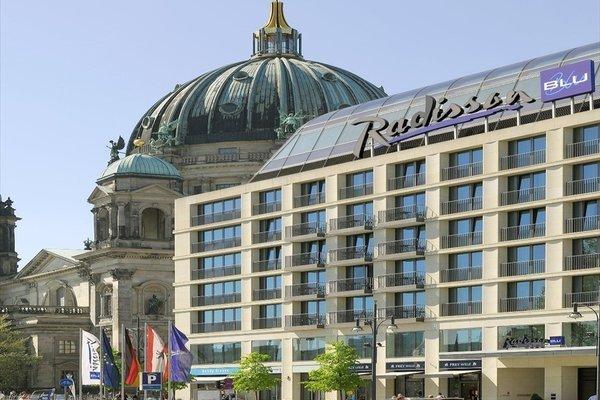 Radisson Blu Hotel, Berlin - 22