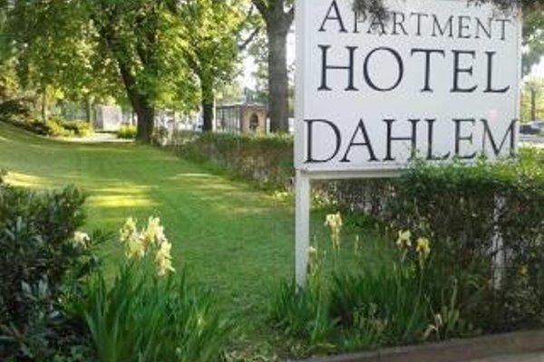 Apartment-Hotel-Dahlem - фото 18