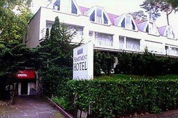 Apartment-Hotel-Dahlem - фото 20
