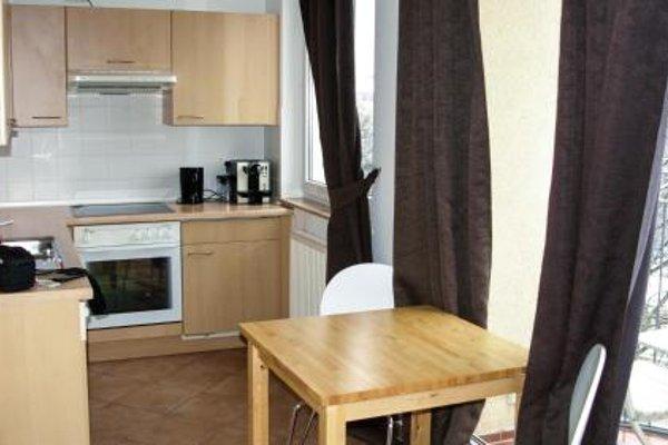 Midi Inn Parkhotel Mitte - фото 11