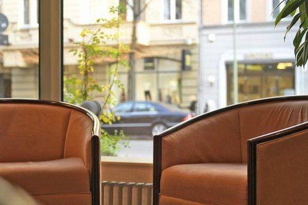 Best Western Hotel Berlin Kurfuerstendamm - фото 10