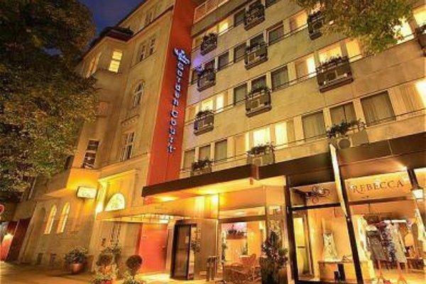 Best Western Hotel Berlin Kurfuerstendamm - фото 22