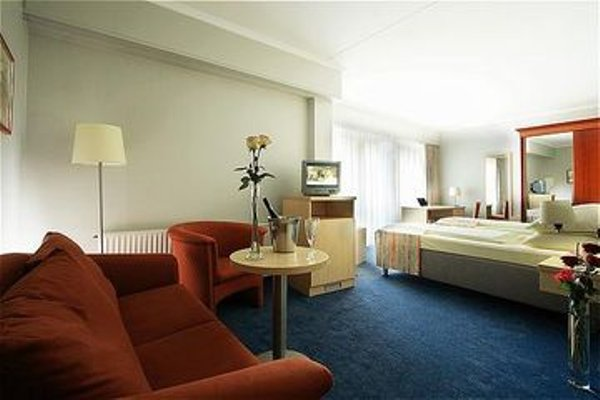 Best Western Hotel Berlin Kurfuerstendamm - фото 6