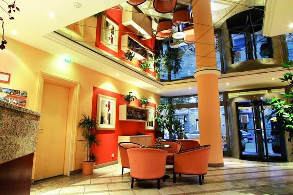 Best Western Hotel Berlin Kurfuerstendamm - фото 9