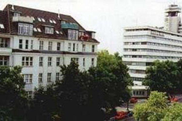 Hotel-Pension Gribnitz - фото 16