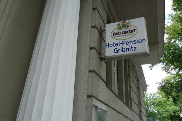 Hotel-Pension Gribnitz - фото 18