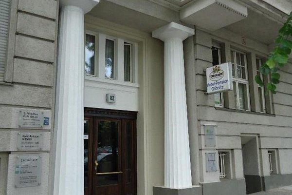 Hotel-Pension Gribnitz - фото 19