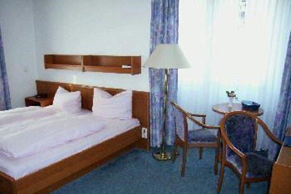 Hotel Garni Wilhelmsruher Damm - фото 18