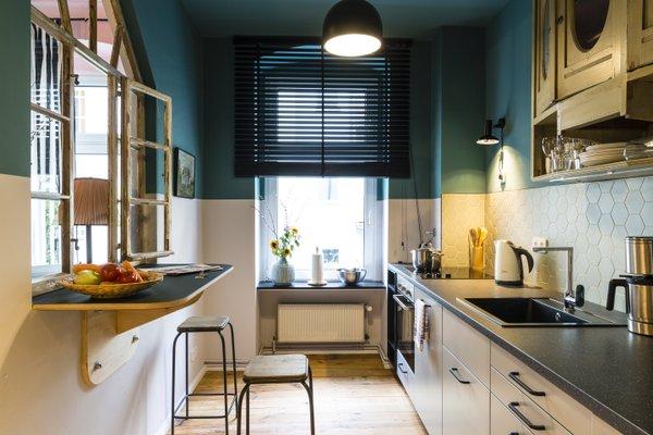 Brilliant Apartments - фото 14