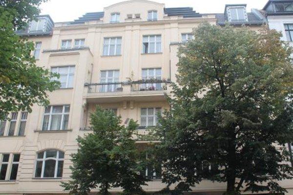 Art Nouveau Hotel am Kurfurstendamm - фото 23