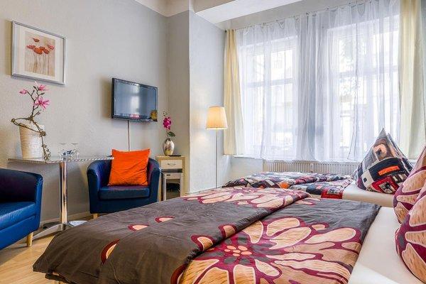 Hotel 1A Apartment Berlin - фото 11