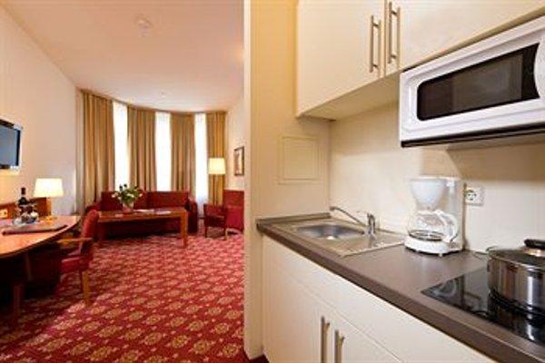 Hotel & Apartments Zarenhof Berlin Prenzlauer Berg - фото 10