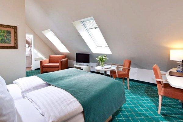 Hotel & Apartments Zarenhof Berlin Prenzlauer Berg - фото 19
