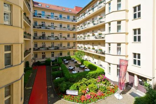 Hotel & Apartments Zarenhof Berlin Prenzlauer Berg - фото 22