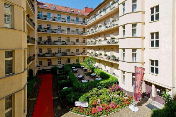 Hotel & Apartments Zarenhof Berlin Prenzlauer Berg - фото 23