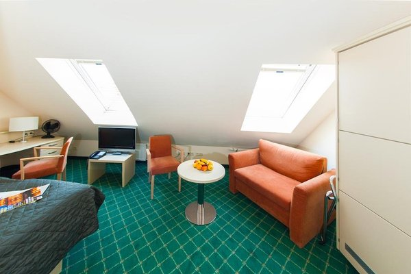 Hotel & Apartments Zarenhof Berlin Prenzlauer Berg - фото 6