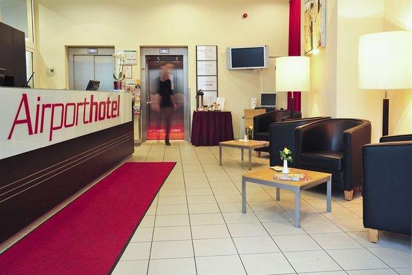 Airporthotel Berlin-Adlershof - фото 7