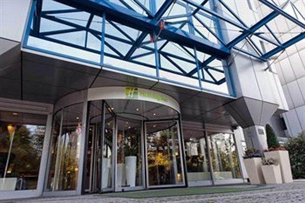 City Hotel Berlin East - фото 13