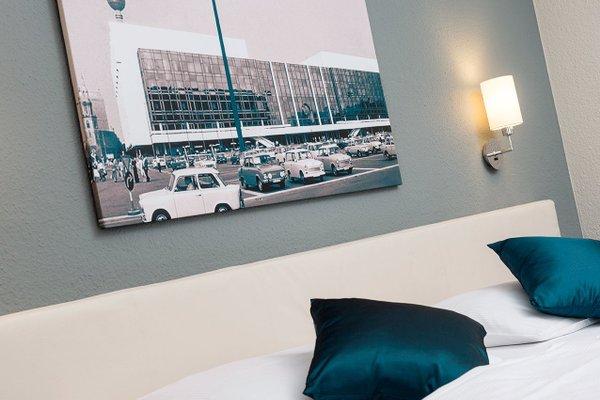 City Hotel Berlin East - фото 19