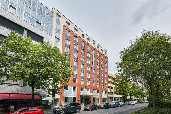 Holiday Inn Express Berlin City Centre West - фото 21