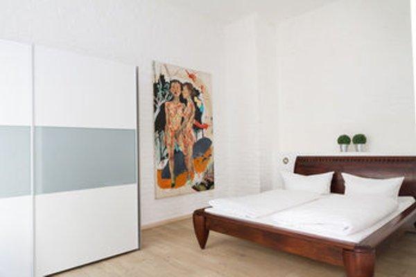 Apartments am Mauerpark - фото 50