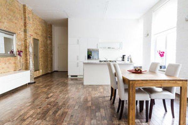 Apartments am Mauerpark - фото 12