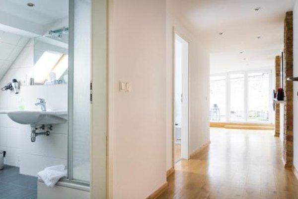 Apartments am Mauerpark - фото 16