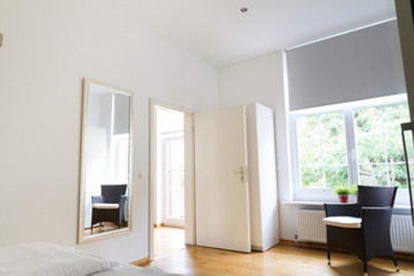 Apartments am Mauerpark - фото 18