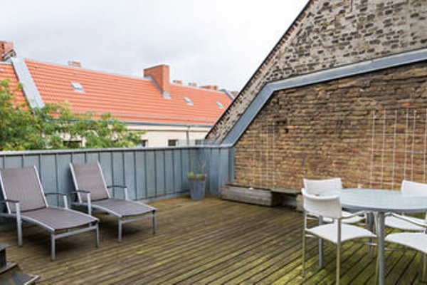 Apartments am Mauerpark - фото 19