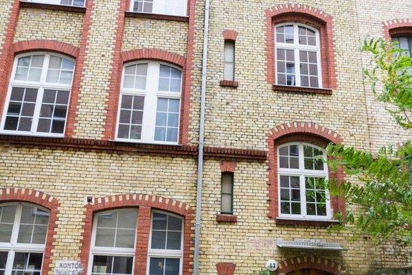 Apartments am Mauerpark - фото 22