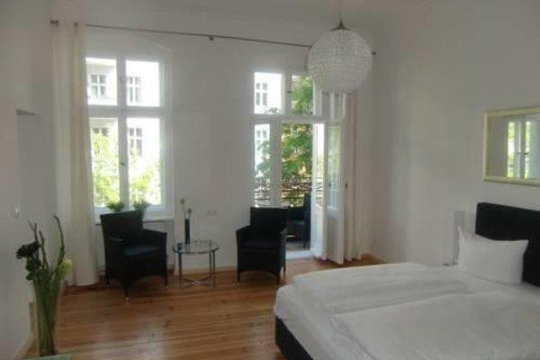 Apartments am Mauerpark - фото 3
