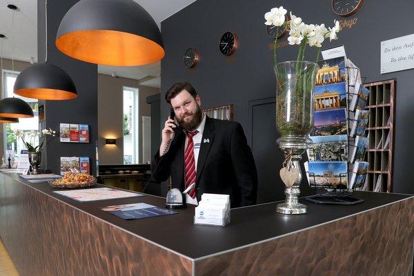 Best Western Hotel am Spittelmarkt - фото 15