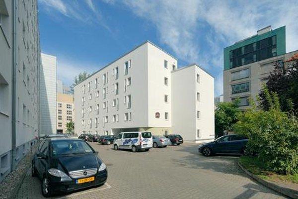 Best Western Hotel am Spittelmarkt - фото 22